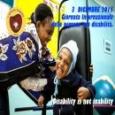3 dicembre - Giornata disabilità