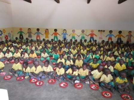 Centro Kiwehele cento nutrizionale in Tanzania de L'Africa Chiama