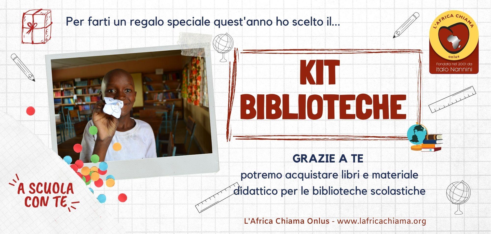 Kit biblioteche