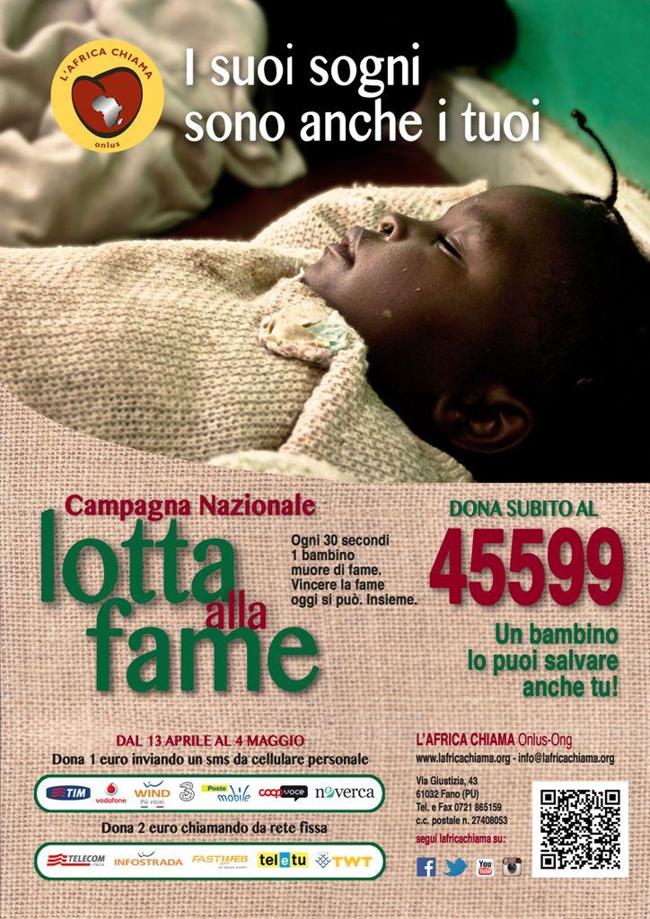 sms 45599 lafricachiama