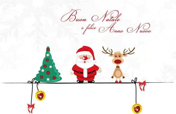 Biglietti Di Natale Email.Biglietti Di Auguri