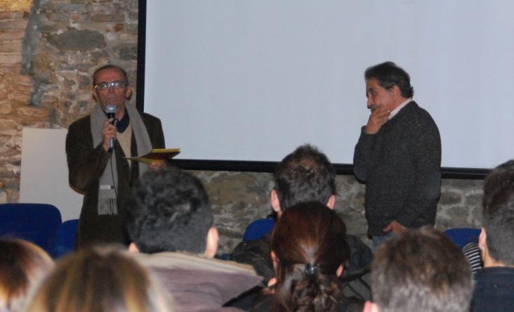 Italo Nannini e Silvestro Montanaro