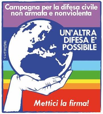 Campagna per la difesa civile non armata e nonviolenta